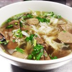 Pho with Combination Meat